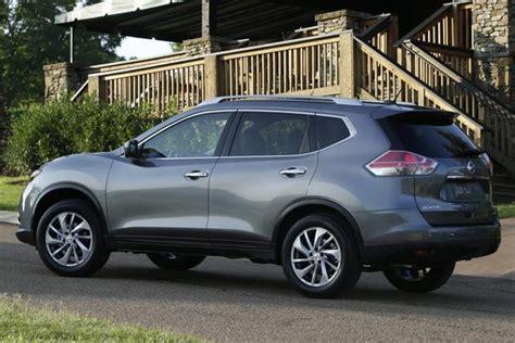 new 2015 nissan rogue 2015 nissan rogue new car review autotrader