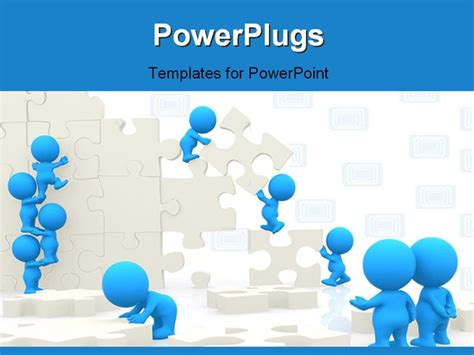 Puzzle Ppt Powerpoint Puzzle Template