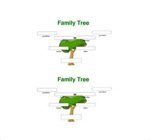 3 generation family tree template word three generation family tree template 10 free word