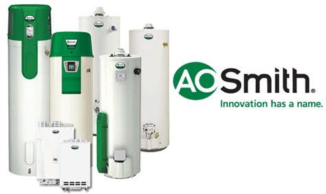 ao smith water mechanical tank type water heaters