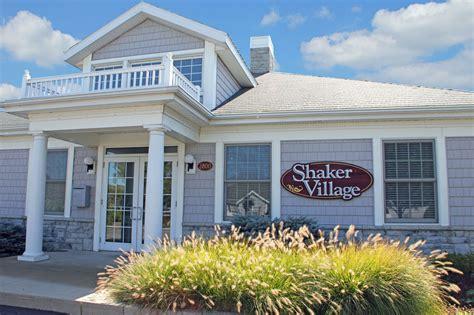 shaker village amenities apartments  rent