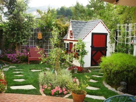 Cabanes De Jardin Originales