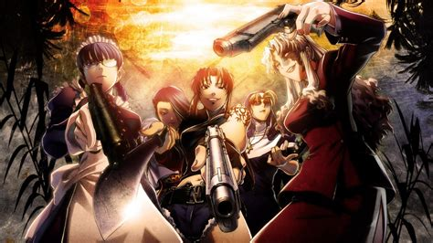 wallpaper black lagoon hd black lagoon wallpaper wallpapersafari