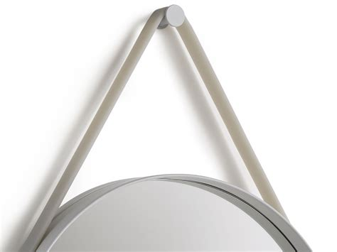 hay shape mirror buy the hay strap mirror at nest co uk