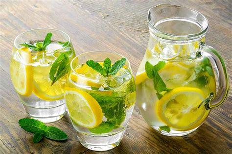 Detox Saftkur Selber Machen by Lemon Water Alternatives For Weight Loss