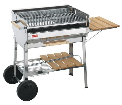 Grille Barbecue Inox by Barbecue Inox Grande Grille Tom Press