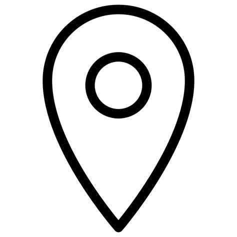 Map Address Lookup Map Location Icon Iphone Free Icons