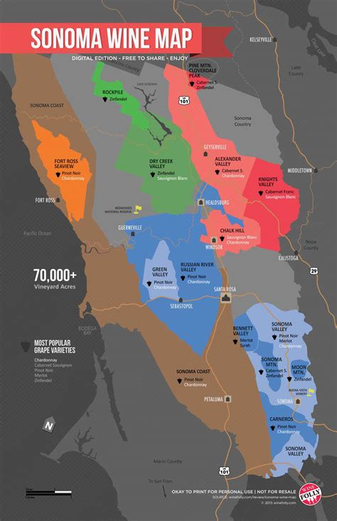 sonoma winery map best destinations for wine tasting pre tend be curious