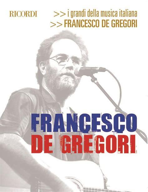 testo caterina de gregori francesco de gregori e i grandi della musica italiana