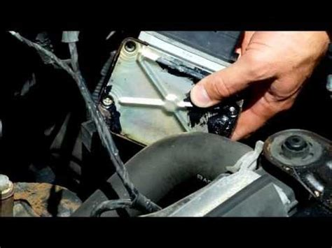 zx2 blower motor resistor 2002 ford zx2 hvac blower resistor before repair how to save money and do it yourself