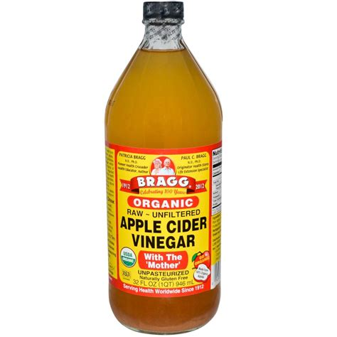 vinegar in s water health benefits of apple cider vinegar