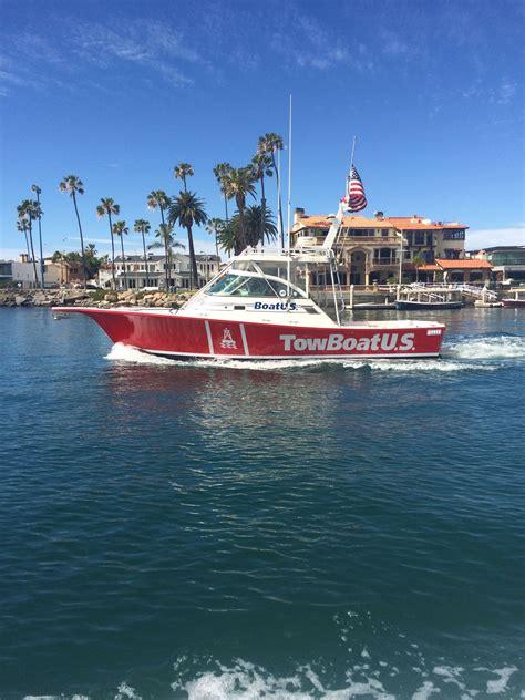 boatus newport beach towboatus newport