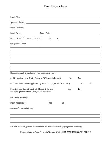 event template doc event template 12 sles forms formats