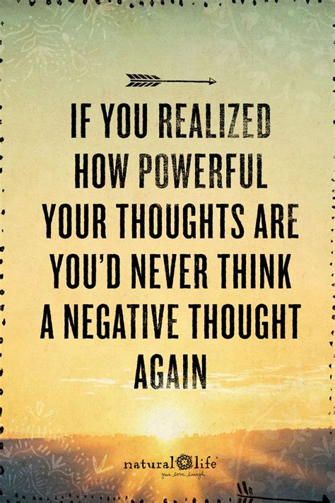 if you ve thought about negative thoughts quotes quotesgram