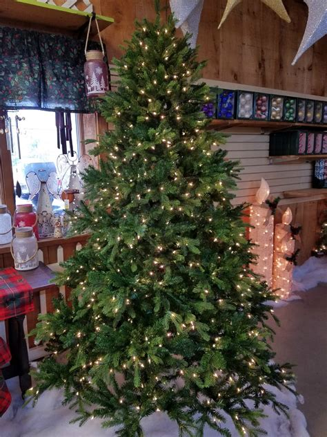 christmas trees at garden ridge christmas decore