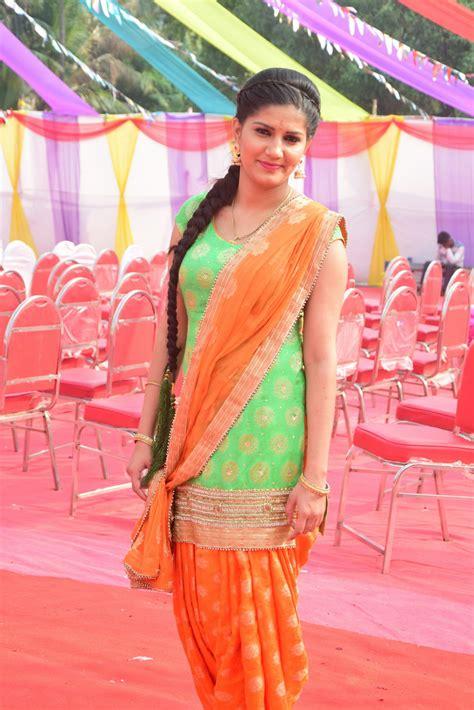sapna choudhary first song see pics sapna chaudhary to make her bollywood debut
