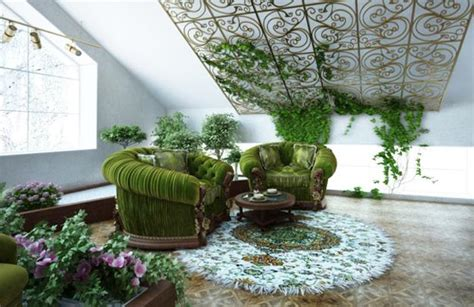 decorating home with plants cheap ideas for eco friendly interior decorating with
