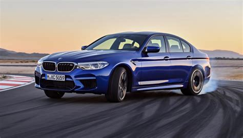 m5 bmw 2018 2018 bmw m5 debuts with 600 hp and awd the torque report