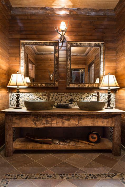 badezimmer vanity rustikal bathroom rustikal badezimmer minneapolis