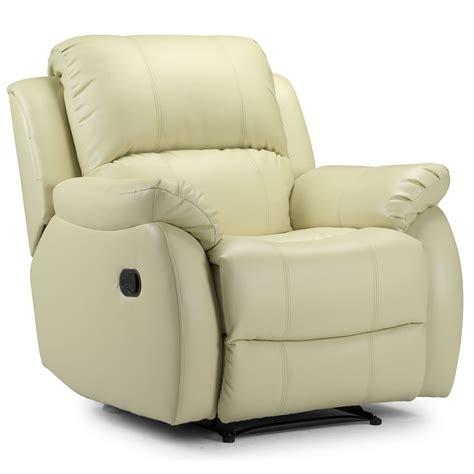 reclining shoo chairs cream leather armchair shop for cheap chairs and save online