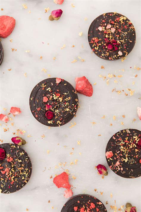 edible obsession superfood chocolate truffles conrad