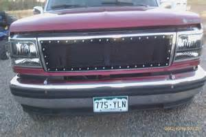 1997 Ford F150 Grill Finished My New Grille Ford F150 Forum Community Of