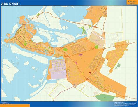 map of dubai and abu dhabi abu dhabi vector map eps illustrator vector maps of asia