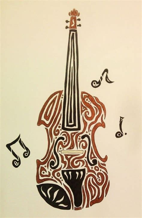 violin tattoo designs 24 best violin design images on violin