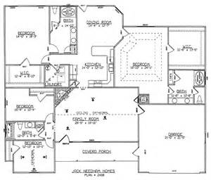 3 Bedroom With Office House Plans Home Design And Style 4 Bedroom House Plans With Office