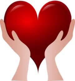 hand heart clip art – cliparts