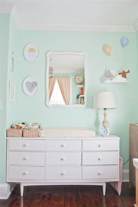 Baby Room Green Paint by 12 Must See Pastel Colored Nurseries