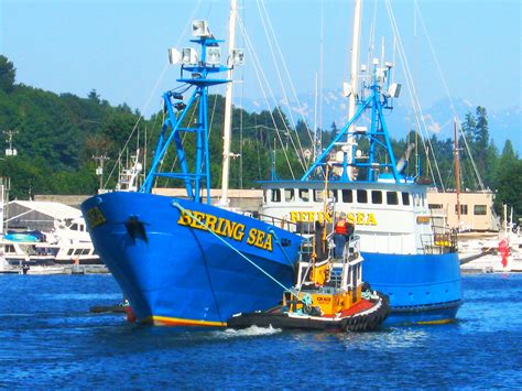 salty boats pacific marine expo seattle century link pacific nw bering sea ak crabbers ak