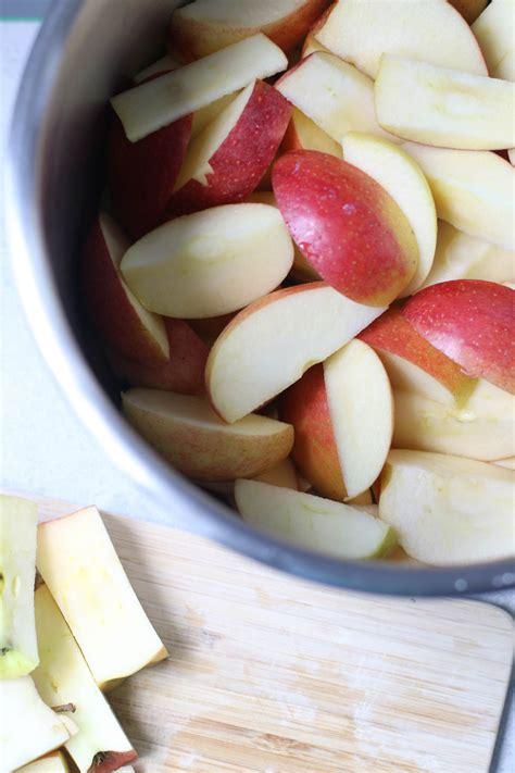 Apple Instan How To Make Instant Pot Cinnamon Applesauce Marisa
