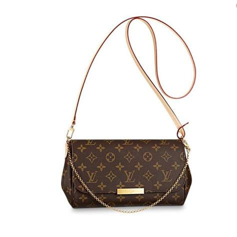 louis vuitton favorite  sold  mm monogram canvas