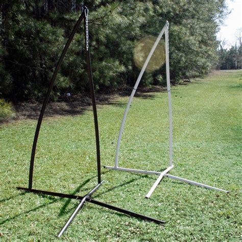 swing stands tropic island caribbean hammock swing stand dfohome
