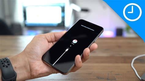 iphone xs iphone xr how to restart enter recovery and dfu mode