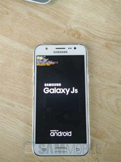 Harga Samsung J5 New Gold exclusive samsung galaxy j5 live images and