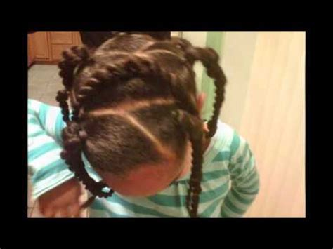 mixed chicks children's hairstyles part 1 youtube