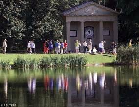 princess diana grave princess diana s resting place to get multi million pound