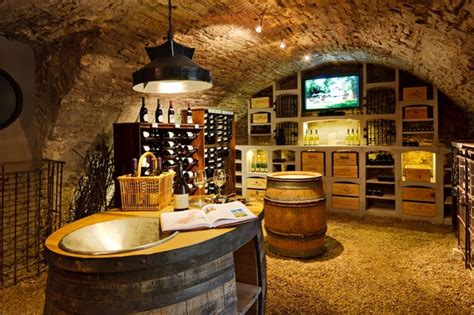 Inexpensive Kitchen Remodeling Ideas Wine Cellar Of Burgundy Limestone Rustic Wine Cellar
