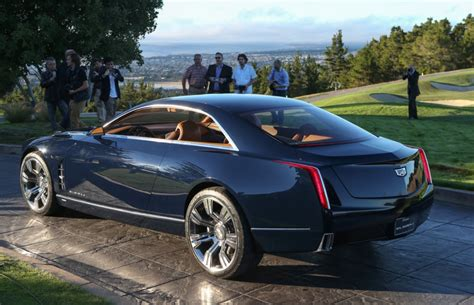 future cadillac cadillac elmiraj concept photos details and more gm