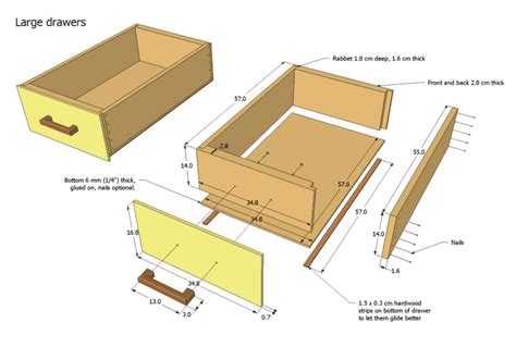 How To Add A Drawer To A Table by Router Table Plans