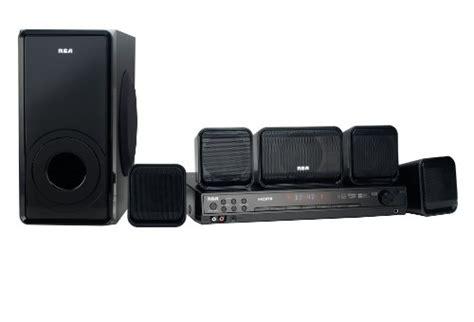 rca rt  home theater system home theater clearance