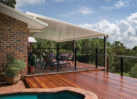 Stratco Patio by Outback 174 Flat Stratco