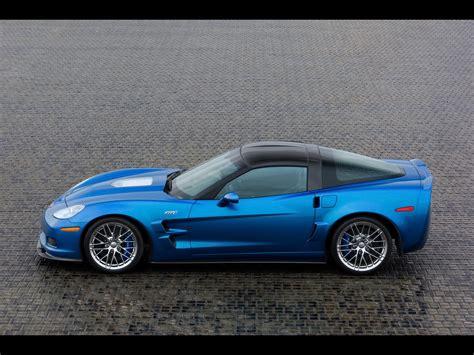 corvette zr1 blue 2009 chevrolet corvette zr1 blue side top 1920x1440