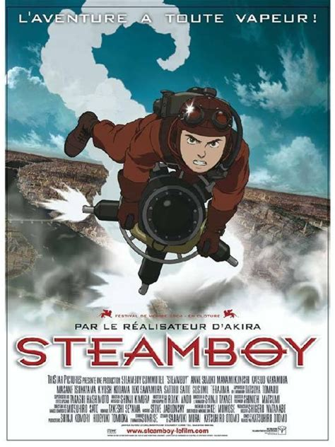 les indestructibles 2 streaming torrent affiche du film steamboy affiche 1 sur 1 allocin 233