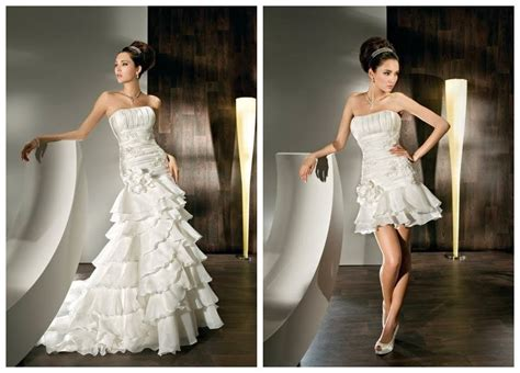 2 In 1 Hochzeitskleid by Whiteazalea Dresses 2 In 1 Wedding Dress Fashion