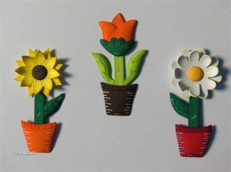 imagenes de flores fomix imagen flores en fomi para la nevera grupos emagister com