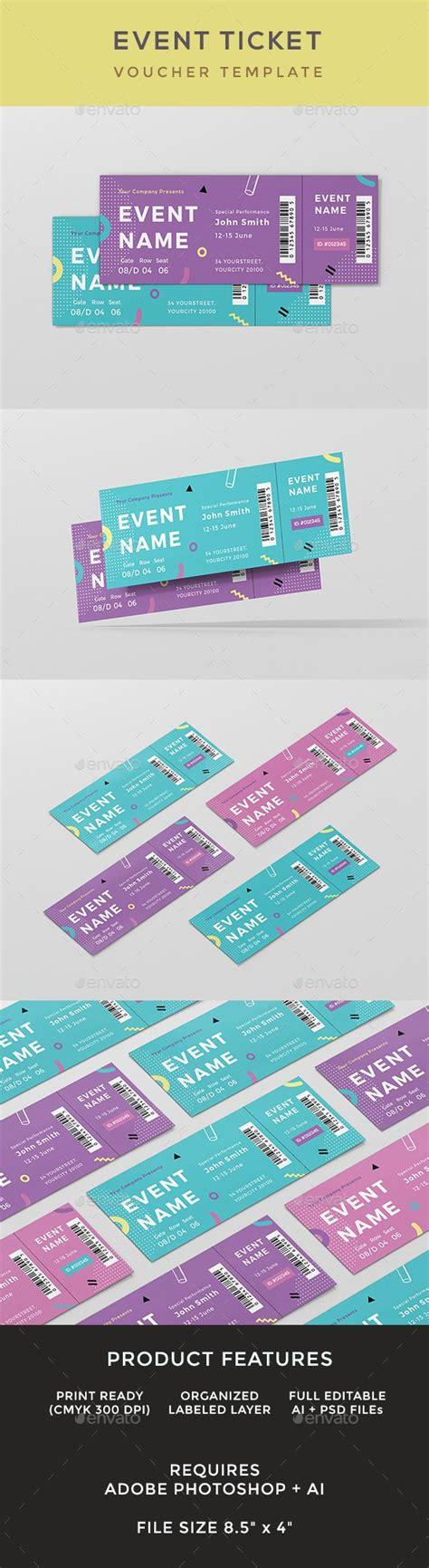25 best ideas about ticket design on ticket
