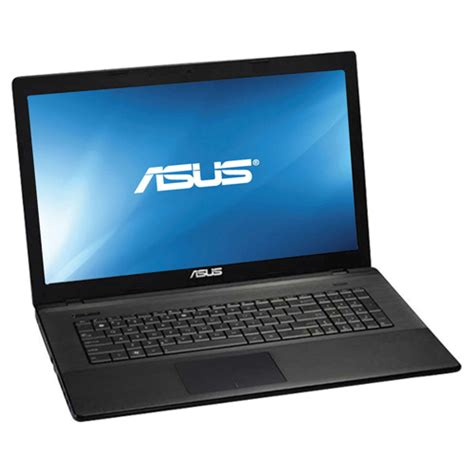 Laptop Asus I5 Windows 7 asus x75vd 17 3 quot laptop black intel i5 3210m